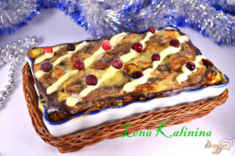 Фото приготовление рецепта: Печень по-царски шаг №8