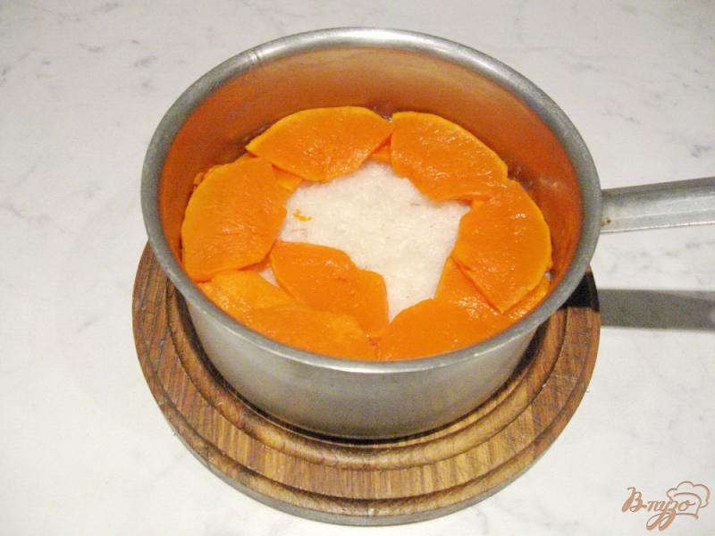 Рисовая запеканка с тыквой - рецепт пошаговый с фото