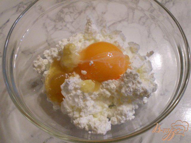 Фото приготовление рецепта: Яблочно-творожное суфле шаг №5