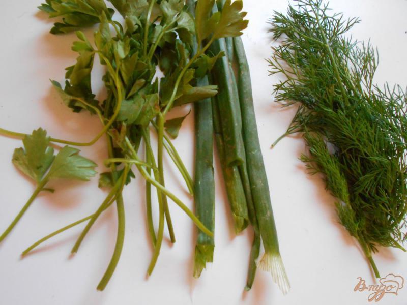 Фото приготовление рецепта: Салат из капусты, моркови и ветчины шаг №3