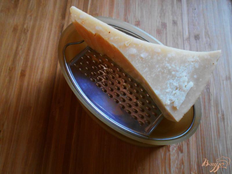 Фото приготовление рецепта: Итальянский салат « Пармеджано» шаг №9