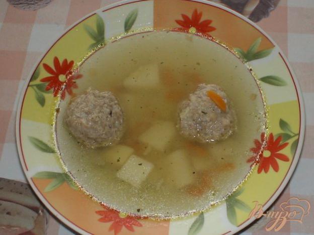 суп из филе минтая с фото быть