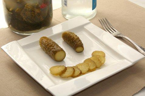 фото рецепта: Малосольные огурцы (холодного засола)