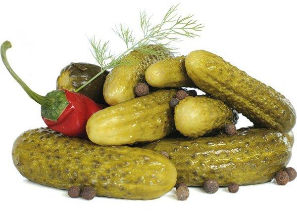 фото рецепта: Огурцы консервированные
