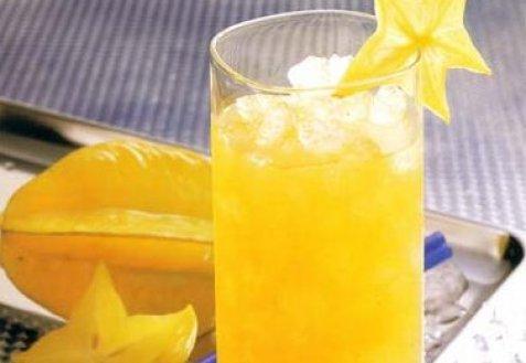 фото рецепта: Коктейль Желтая птица