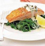 Рецепт Рыба под соусом «Тартар»