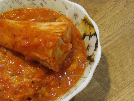 Рецепт Хек в томатном соусе