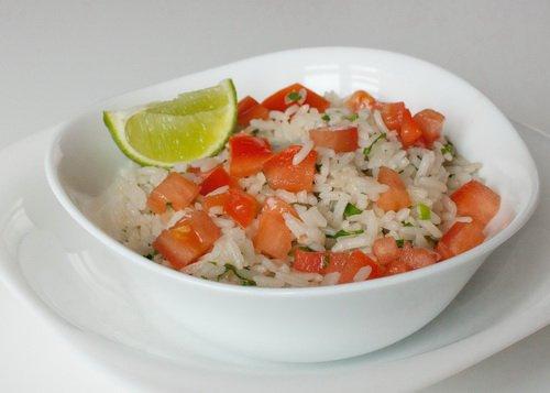 Рецепт Рис в мексиканском стиле