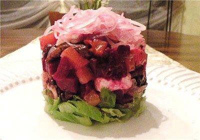 фото рецепта: Французский свекольный салат