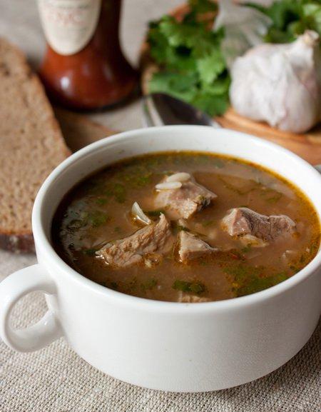 фото рецепта: Суп харчо