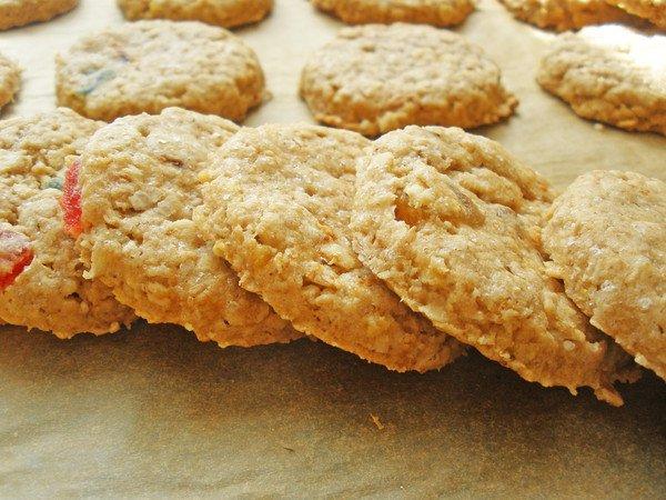 фото рецепта: Овсяное печенье