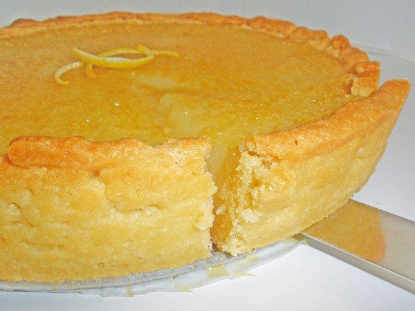 Рецепт Взрывной лимонный пирог
