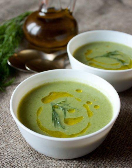 Рецепт Крем-суп из брокколи