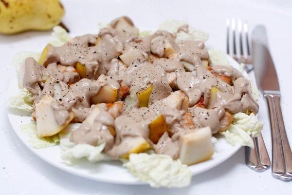 Рецепт Ямайский куриный салат