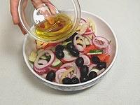 Вкуснейший греческий салат