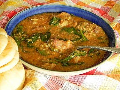 фото рецепта: Тунисская баранина