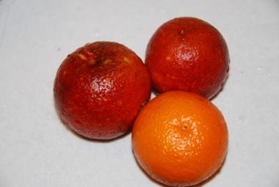 Пудинг апельсиновый