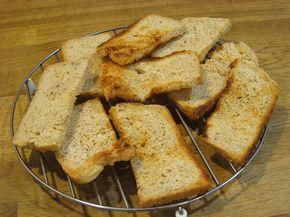 Горячие бутерброды с баклажанами и сыром