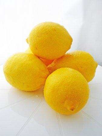 Взрывной лимонный пирог