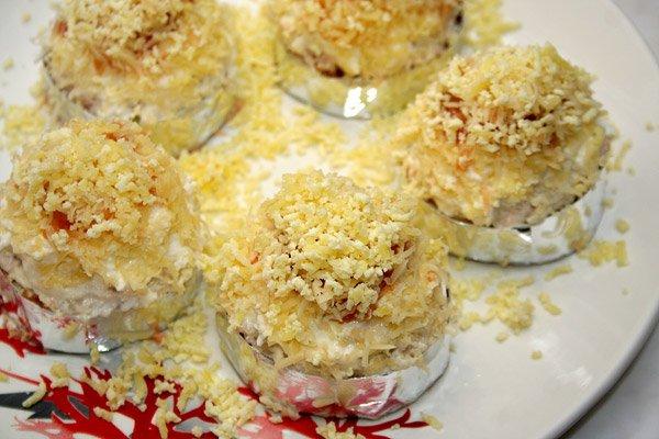 фото рецепта: Салат «Мимоза»