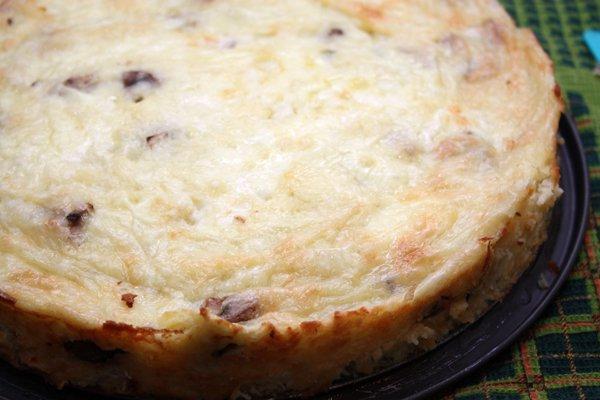 фото рецепта: Картофельная запеканка с грибами