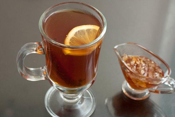 фото рецепта: Медовый грог