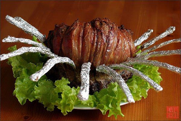 Рецепт Корона из бараньей корейки