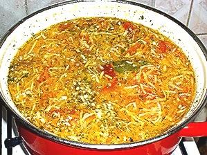 фото рецепта: Овощной суп от оптимиста