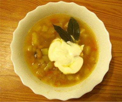 фото рецепта: Картофельный суп