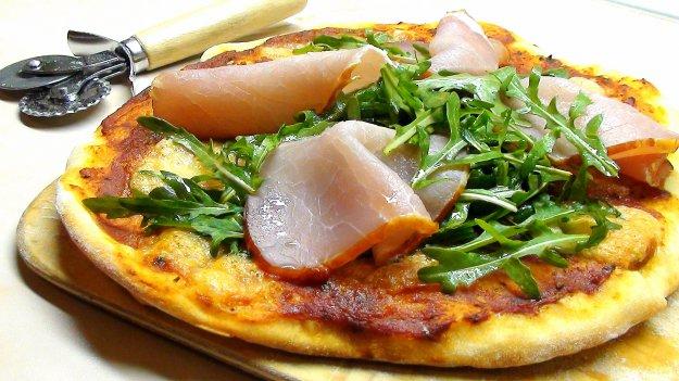 Рецепт Pizza Margherita. Новый взгляд на Маргариту!
