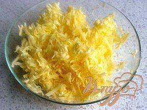 Сырные пышки-завитушки