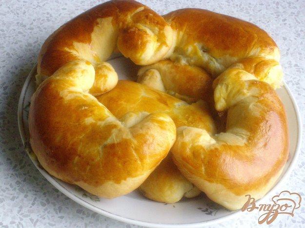 Рецепт Гурийские пирожки (гвезели)