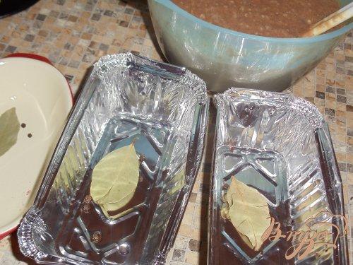 Запеченный паштет из индейки (очень простой вариант)