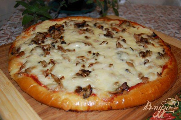 """Рецепт Пицца """"Супер"""""""