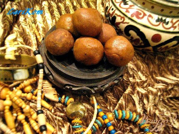 фото рецепта: Ладу (индийская сладость)