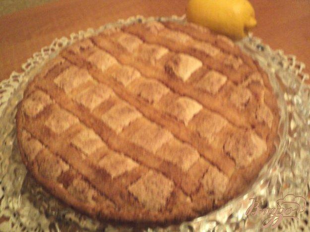 фото рецепта: Гарфаньянский пирог или пирог Св.Петра.