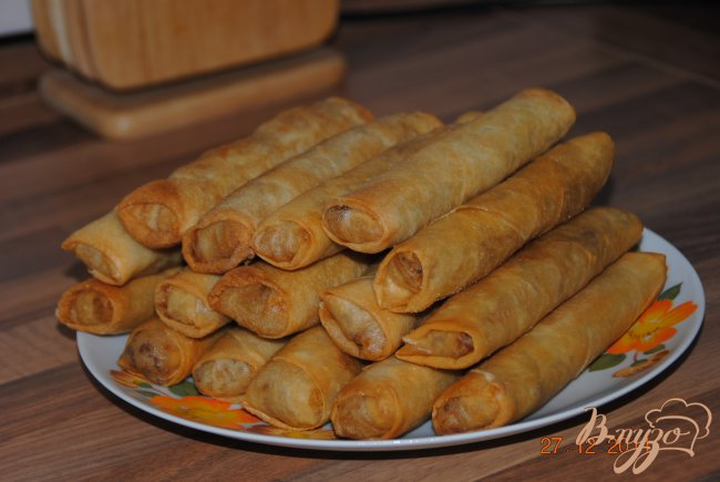 Рецепты блюд из теста с начинкой