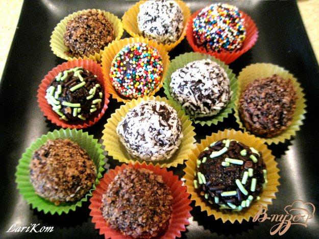 фото рецепта: Конфеты из сухофруктов и орехов