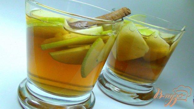 Рецепт Яблочный сок с пряностями «До 18-ти и старше!»
