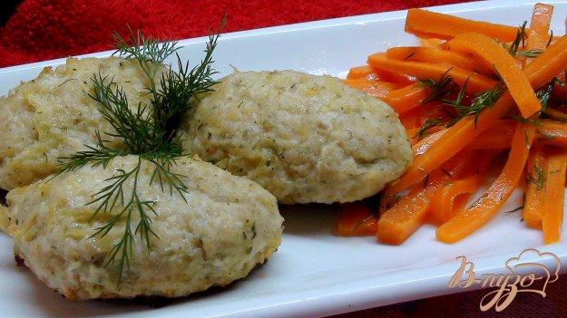 Рецепт Куриные котлеты с картофелем и морковью. Диетическое блюдо для деток и взрослых.
