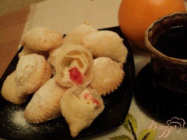 Рецепт Сладкие равиоли – Ravioli dolci.