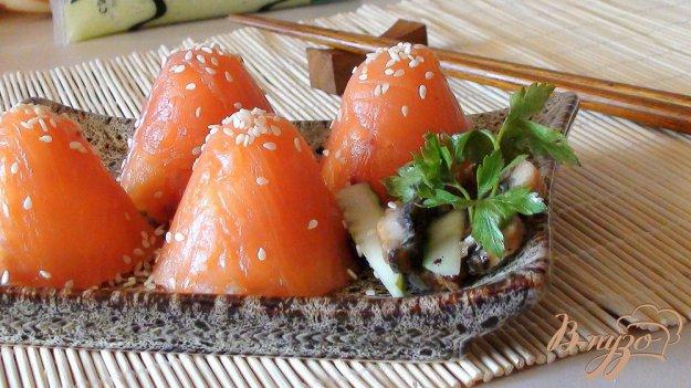 Рецепт Суши-трюфели.