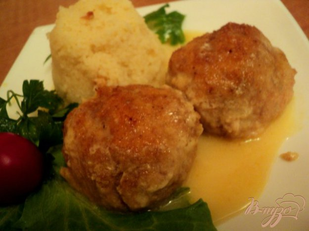 Рецепт Нежные куриные котлеты