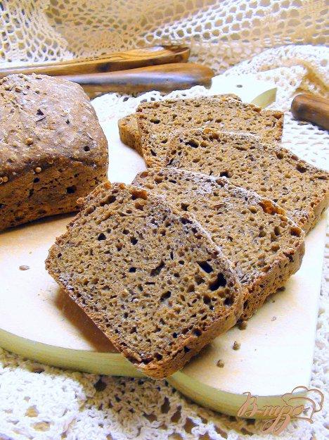 """Рецепт Хлеб с сухим квасом, псевдо """"Старорусский"""". Простой, но невероятно вкусный."""
