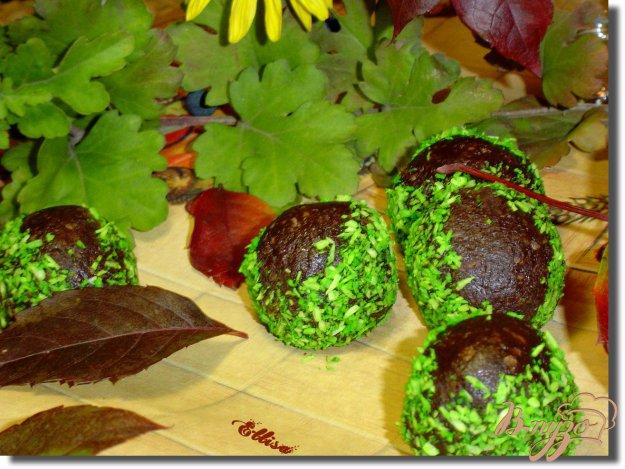 """Рецепт Шоколадные конфеты """"Каштаны"""" за 20 минут"""