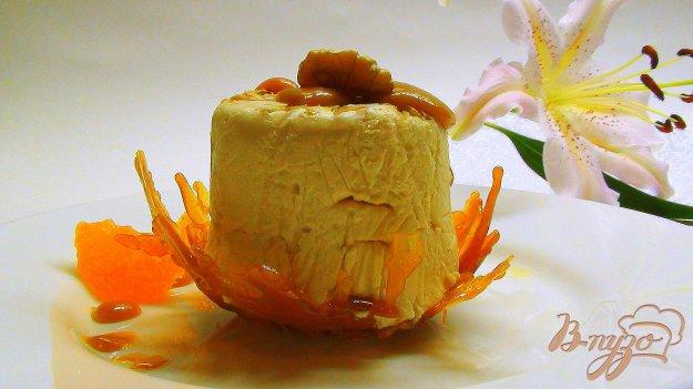 Рецепт Карамельное суфле с орешками и цитрусовыми «Обыкновенное чудо».