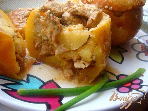 куРАйские яблочки! (не десерт)