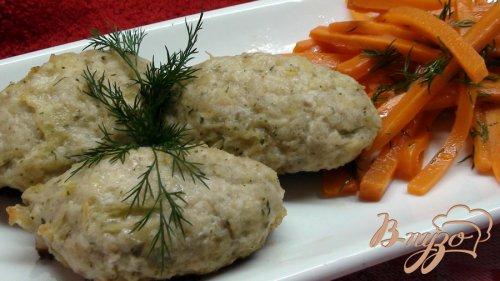 Куриные котлеты с картофелем и морковью. Диетическое блюдо для деток и взрослых.