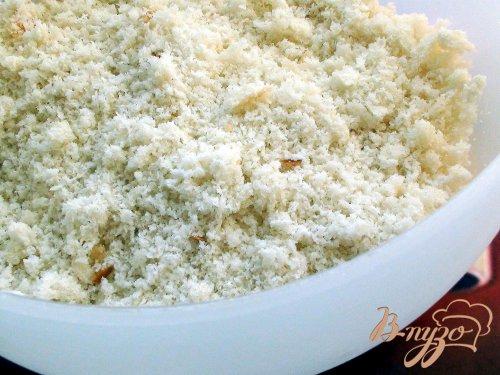 Домашние панировочные сухари, простые или ароматные.