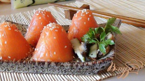 Суши-трюфели.